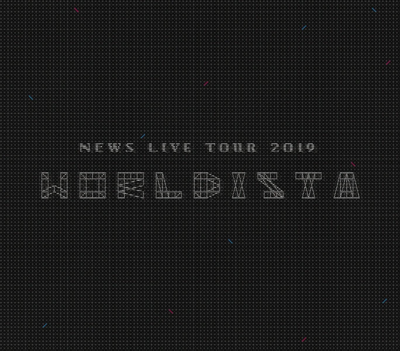 ミュージック, その他 NEWS LIVE TOUR 2019 WORLDISTA DVD NEWS