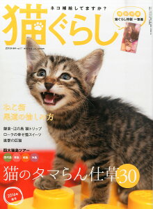猫ぐらし 2016年 03月号 [雑誌]