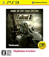 Fallout 3: Game of the Year PS3 the Bestの画像