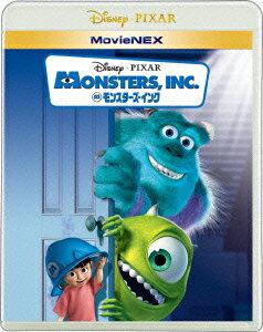 【楽天ブックスならいつでも送料無料】モンスターズ・インク MovieNEX【Blu-ray】 [ ジョン・グ...