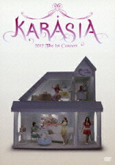 KARA 1ST JAPAN TOUR 2012 KARASIA【初回盤】