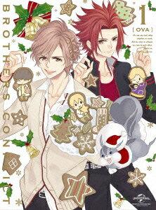 OVA『BROTHERS CONFLICT』第1巻「聖夜」【Blu-ray】画像