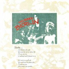 【送料無料】ベルリン(Blu-spec CD2) [ ルー・リード ]