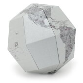 geografia/組立式地球儀 マテリアル メタル SGM-S-M
