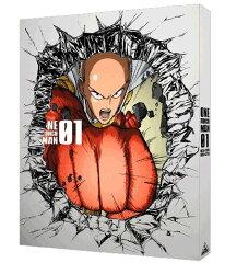 ワンパンマン 1 特装限定版 【Blu-ray】 [ 古川慎 ]