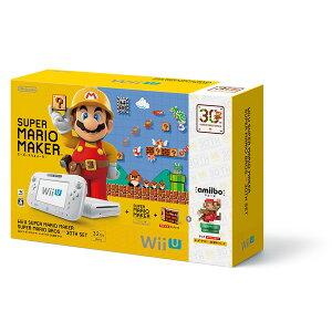 【楽天ブックスならいつでも送料無料】Wii U スーパーマリオメーカー スーパーマリオ30周年セット