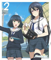 八月のシンデレラナイン 第2巻【Blu-ray】