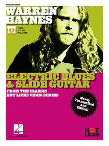 Warren Haynes - Electric Blues & Slide Guitar: From the Classic Hot Licks Video Series WARREN HAYN - ELECTRIC BLUES & [ Warren Haynes ]