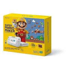 【楽天ブックスならいつでも送料無料】Wii U スーパーマリオメーカー セット