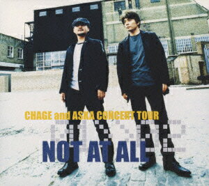 CHAGE and ASKA CONCERT TOUR 01>>02 NOT AT ALL画像