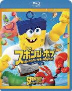 スポンジ・ボブ 海のみんなが世界を救Woo!【Blu-ray】