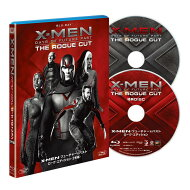 X-MEN:フューチャー&パスト ローグ・エディション【Blu-ray】