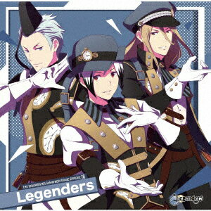 CD, ゲームミュージック THE IDOLMSTER SideM NEW STAGE EPISODE 10 Legenders Legenders