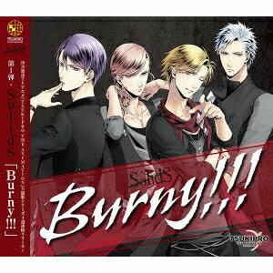 TSUKIPRO THE ANIMATION 主題歌1 SolidS「Burny!!!」画像