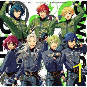 CD, ゲームミュージック Switch EdenMajestic Magic !! FUSION UNIT SERIES 01 Switch Eden