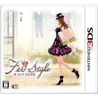 【送料無料】FabStyle 3DS版