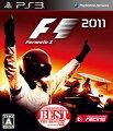 F1 2011 Codemasters THE BESTの画像