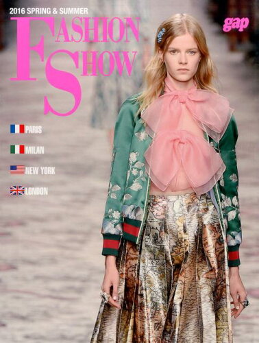 FASHION SHOW(2016 SPRING & S) PARIS-MILAN-NEW YORK-LOND
