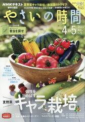 【送料無料】NHK 趣味の園芸 やさいの時間 2011年 04月号 [雑誌]