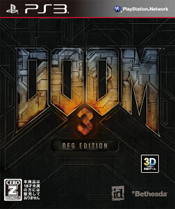 DOOM 3 BFG EDITION PS3版