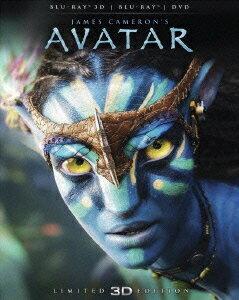 【楽天ブックスならいつでも送料無料】アバター 3D ブルーレイ&DVDセット【Blu-ray】 [ サム・...