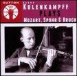 【輸入盤】Violin Concerto-mozart, Bruch, Spohr: Kulenkampff(Vn) Rother / Rother / Schmidt-isserstedt /