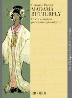【輸入楽譜】プッチーニ, Giacomo: オペラ「蝶々夫人」(伊語)(紙装)
