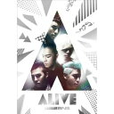 【送料無料】ALIVE(初回限定Type A) (CD+2DVD+PHOTO BOOK) [ BIGBANG ]
