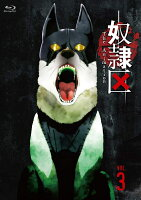 奴隷区 The Animation VOL.3【Blu-ray】