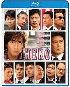 【楽天ブックスならいつでも送料無料】HERO Blu-ray スタンダード・エディション(2007)【Blu-...