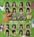 AKB48きせかえシールブックチームK