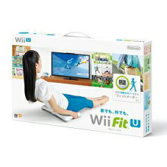 Wii Fit U バランスWiiボード(シロ) + フィットメーター セット