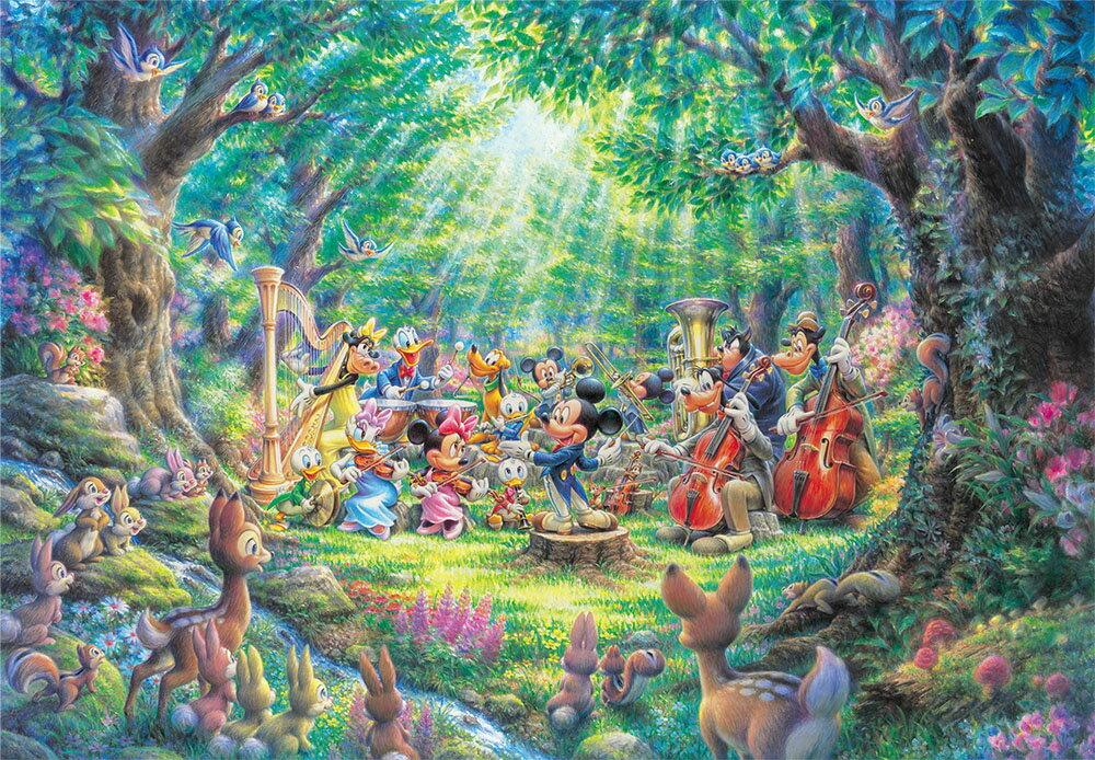 森のフィルハーモニー(ミッキー&フレンズ)