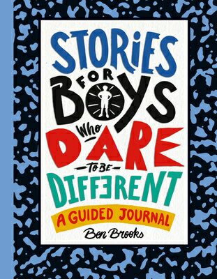 Stories for Boys Who Dare to Be Different: A Guided Journal画像