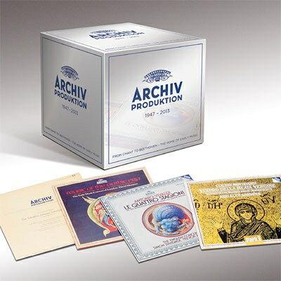 【送料無料】【輸入盤】アルヒーフ1947〜2013(55CD) [ Box Set Classical ]