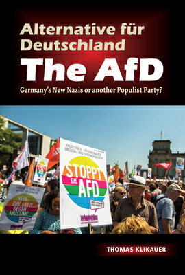 Alternative Fur Deutschland - The Afd: Germany's New Nazis or Another Populist Party?画像