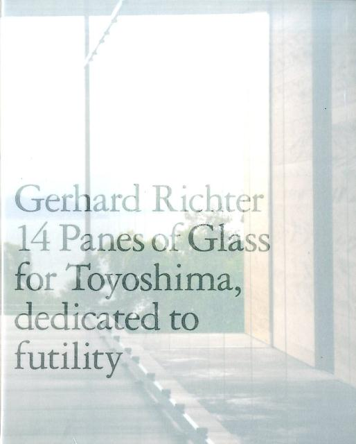 Gerhard Richter 14 panes of Glass for To画像