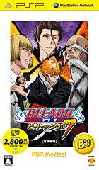 BLEACH 〜ヒート・ザ・ソウル7〜 PSP the Best画像
