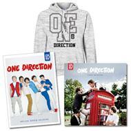 【送料無料】【輸入盤】 Take Me Home (+grey Marl Hoodie)(+calendar)(Ltd) [ One Direction ]