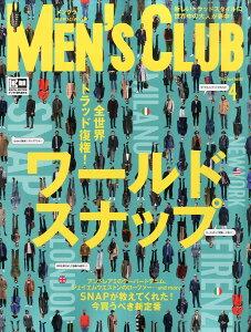 MEN'S CLUB (メンズクラブ) 2016年 04月号 [雑誌]