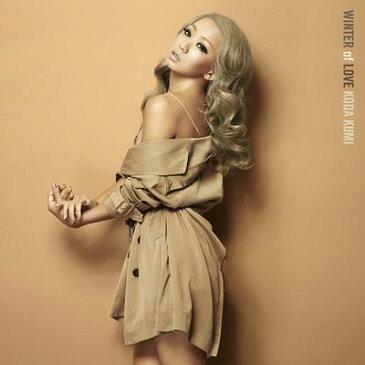 WINTER of LOVE(CD+DVD+スマプラ) [ KODA KUMI ]