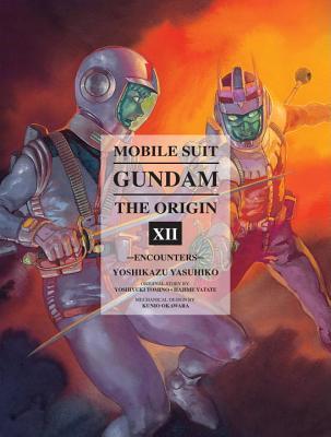 MOBILE SUIT GUNDAM:THE ORIGIN #12(P)画像