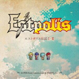 エストポリス伝記1・2 -SUPER Rom Cassette Disc In TAITO Vol.1-画像