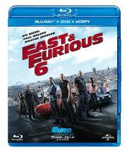 ワイルド・スピード EURO MISSION ブルーレイ+DVDセット(E-Copy) 【Blu-ray】