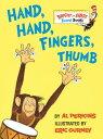 Hand, Hand, Fingers, Thumb HAND HAND FINGERS THUMB-BOARD (Bright & Early Board Books) [ Al Perk...