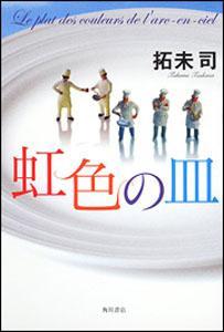 【送料無料】虹色の皿