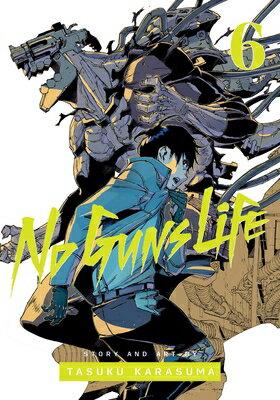 No Guns Life, Vol. 6, Volume 6画像