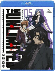THE UNLIMITED 兵部京介 05(Blu-ray Disc)画像