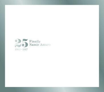 Finally (3CD+DVD+スマプラ) [ 安室奈美恵 ]