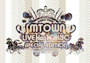 【送料無料】SMTOWN LIVE in TOKYO SPECIAL EDITION【初回限定生産】